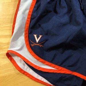 Nike Shorts - UVA nike athletic shorts